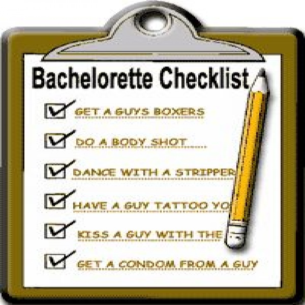 7 best Bachelorette images on Pinterest | Girls night .. | bachelor party task list