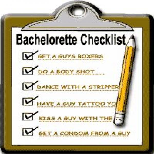 7 best Bachelorette images on Pinterest | Girls night .. | bachelor party task list