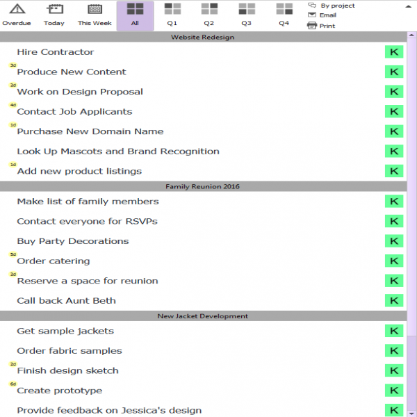 Master Task List - Master To-Do List Template and Tips   master task list   master task list