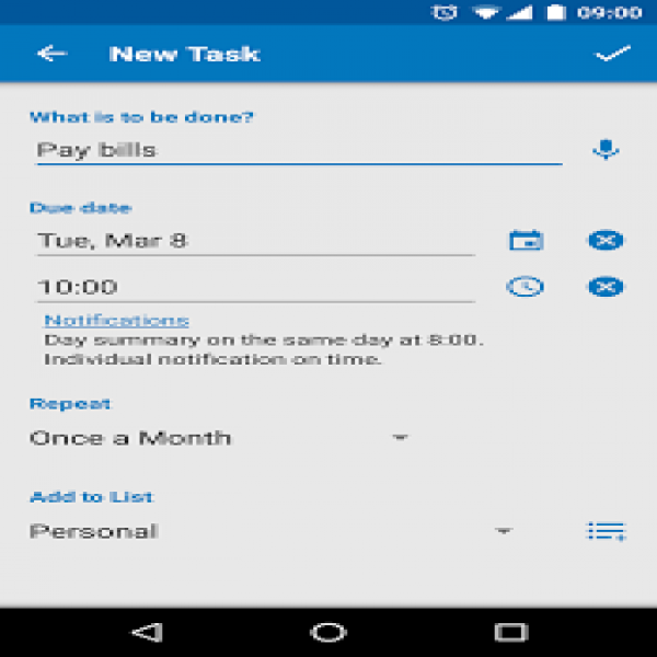 To Do List - Android Apps on Google Play | task list android | task list android