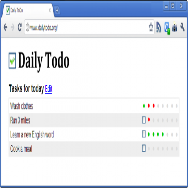 Create daily to do list online with Daily To do | task list online | task list online