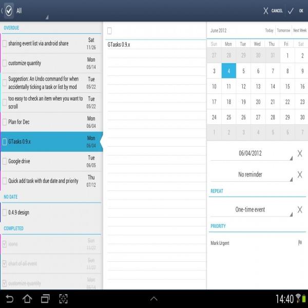 GTasks: Todo List & Task List - Android Apps on Google Play | task list app | task list app
