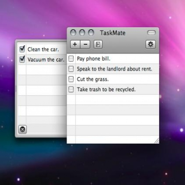 Top 5 To-Do List Managers For Mac OS X » Techtites | task list mac | task list mac