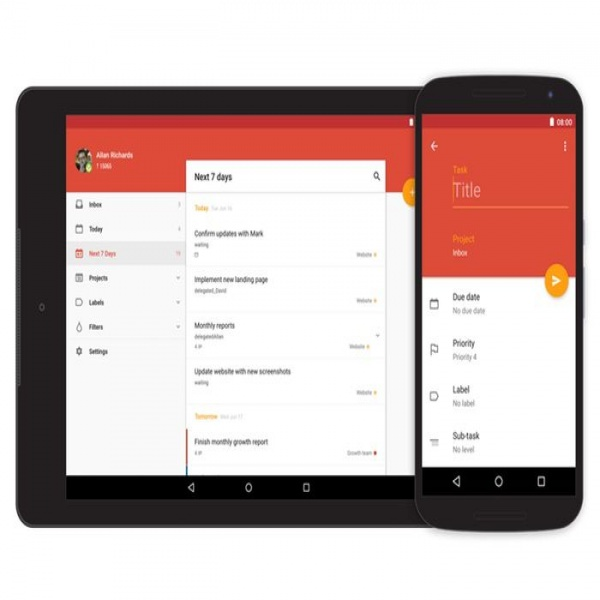 The Todoist app may be our new favorite to-do list app | to do list app | to do list app