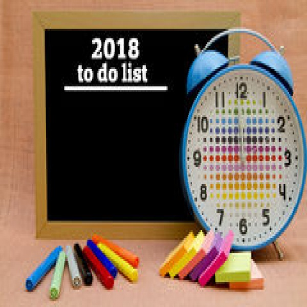 2017 New Year To Do List | to do list 2018