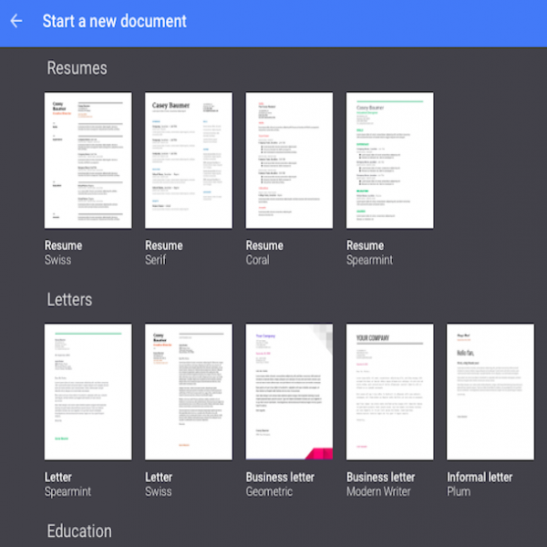 Templates, Insights and Dictation in Google Docs | to do list template google docs | to do list template google docs