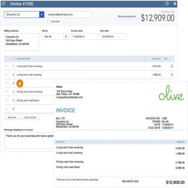 Quickbooks Online Invoice | free to do list | Quickbooks Online Invoice | Quickbooks Online Invoice
