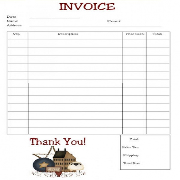 Blank Invoice Paper | IT Resume Cover Letter Sample | Blank Invoice Paper | Blank Invoice Paper