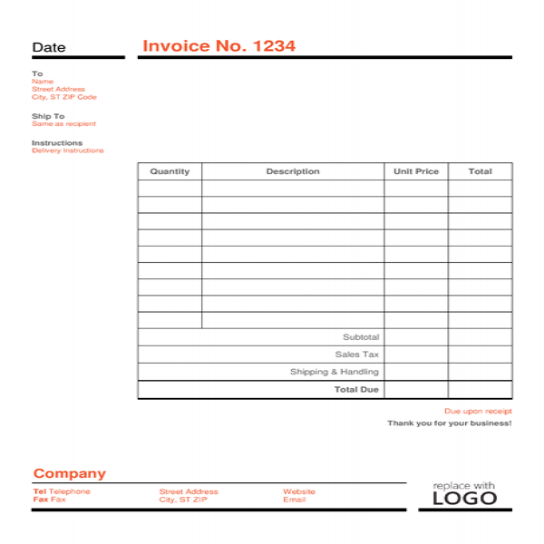 Basic invoice - Office Templates | Invoice Template | Invoice Template