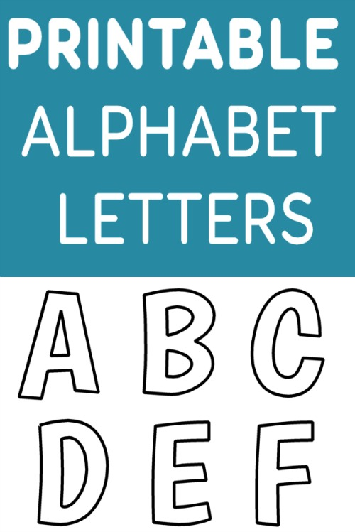 Best 25+ Alphabet templates ideas on Pinterest | Alphabet letter