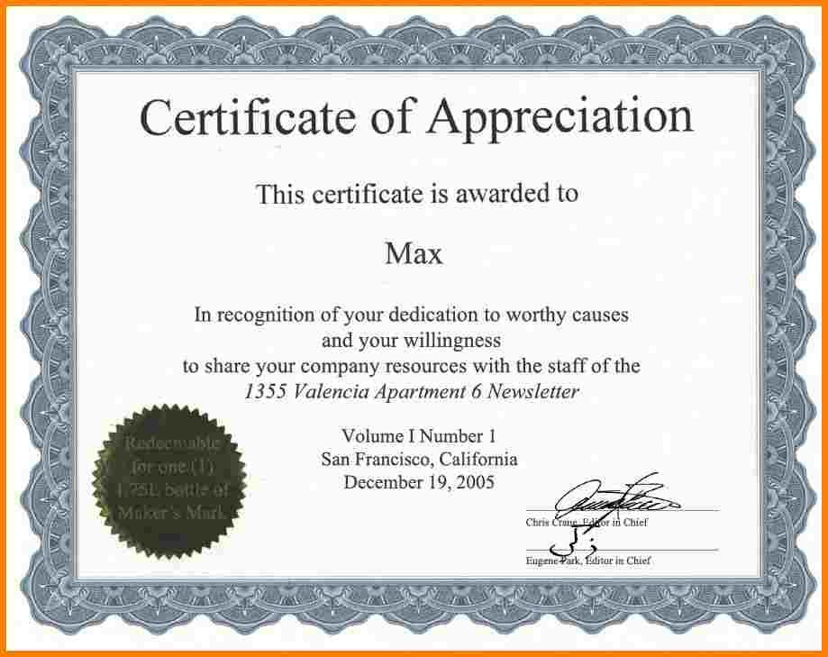 Award Template. Award Template 15 50 Amazing Award Certificate