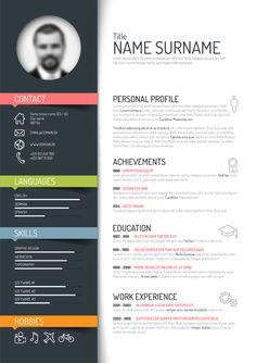 Creative Resume Templates Free | berathen.Com