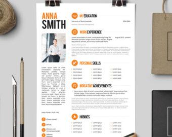 Download 35 Free Creative Resume / CV Templates XDesigns