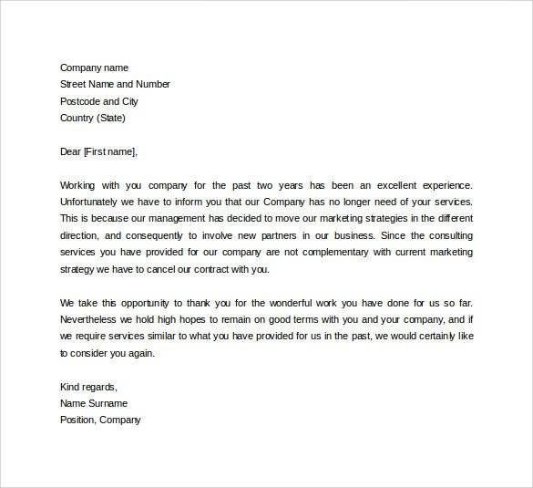 Business Letter Template 44+ Free Word, PDF Documents | Free
