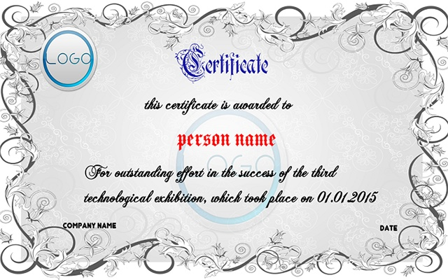 certificate Maker Free Chrome Web Store