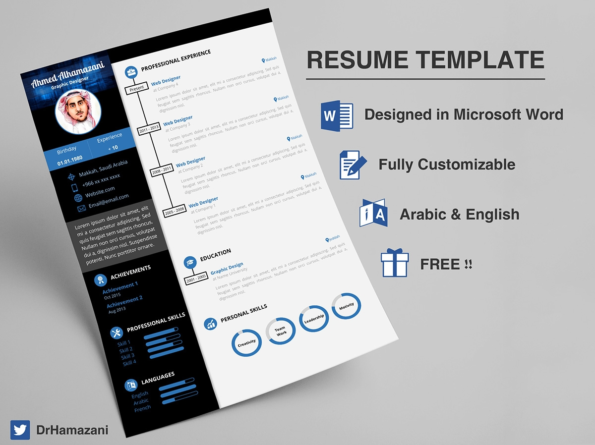 free creative resume templates microsoft word  u2013 task list templates