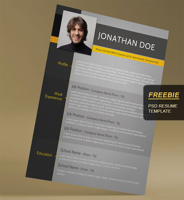 Free Creative Resume Templates Microsoft Word Task List