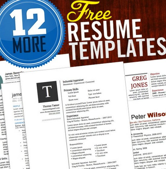 free modern resume templates for word task list templates contemporary resume template free - Resume Template Free Download In Word