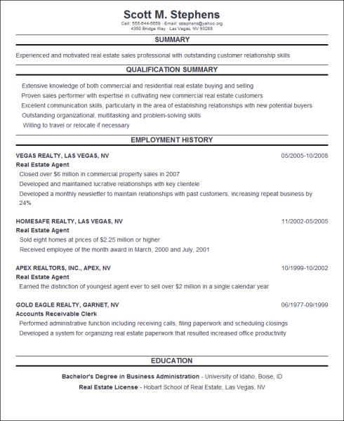 Resume Builder • Free Resume Builder