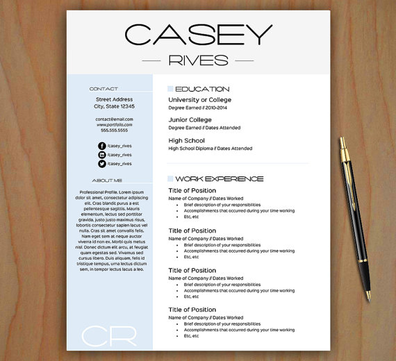 free stylish resume templates thebridgesummit.co