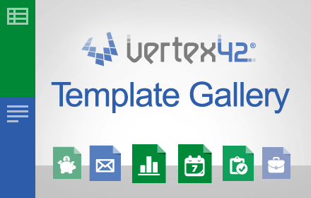 Template Gallery Add on for Google Sheets and Docs