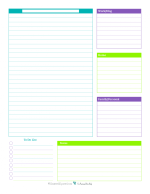 25+ best Daily schedule printable ideas on Pinterest | Daily