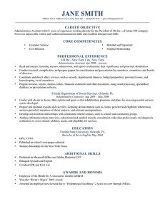 Resume Template | haadyaooverbayresort.com