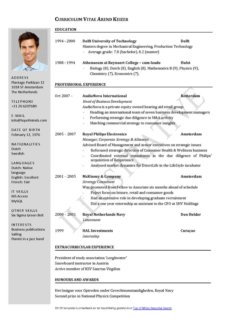 vita resume template best 25 curriculum vitae template ideas only