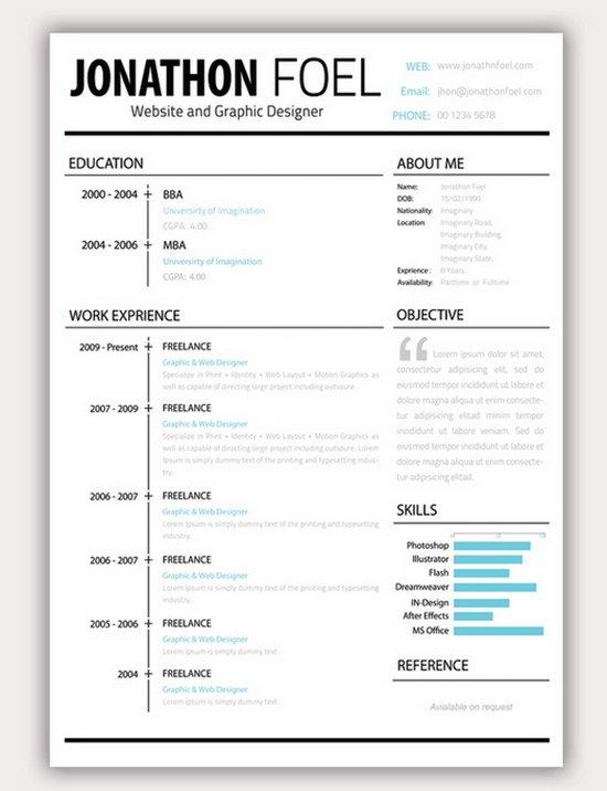 beautiful resume templates free  u2013 task list templates