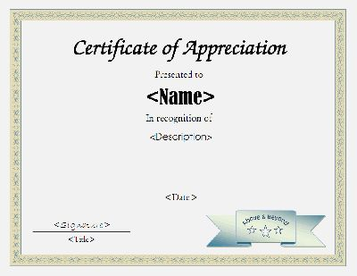 Best 25+ Certificate of appreciation ideas on Pinterest | Teacher