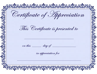 Appreciation template insrenterprises yadclub