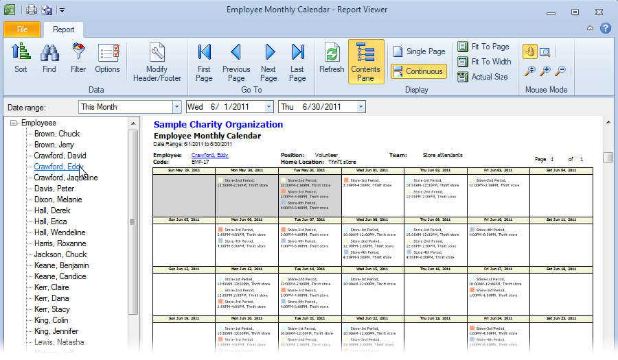 monthly employee schedule template excel  u2013 task list templates