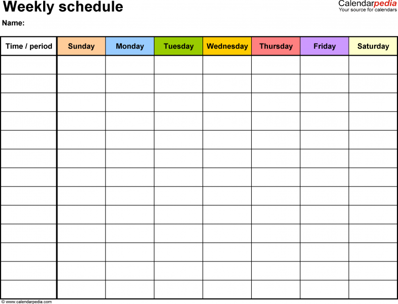 schedule template google docs task list templates. Black Bedroom Furniture Sets. Home Design Ideas
