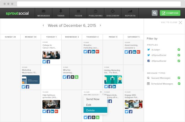 Step Up Your Posts With A Facebook Editorial Calendar Appcelerate