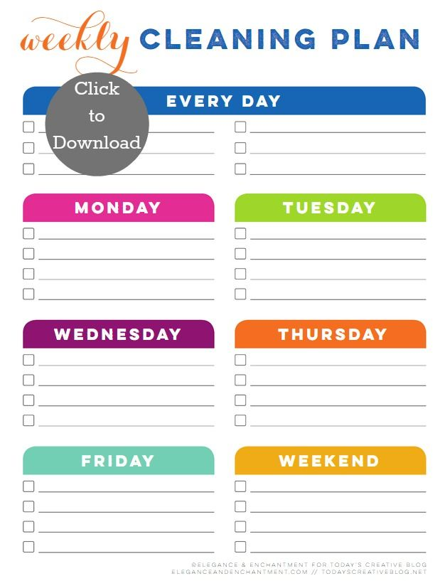 Best  Schedule Printable Ideas On   Daily Schedule