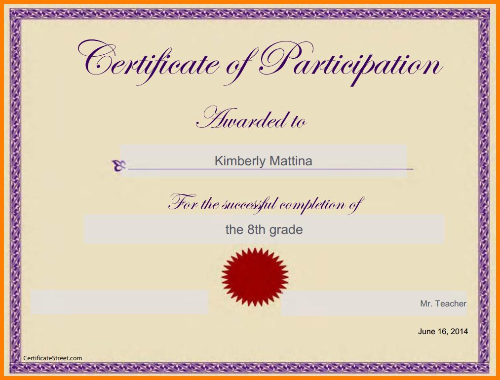 Certificate template google docs task list templates for Google docs award certificate template