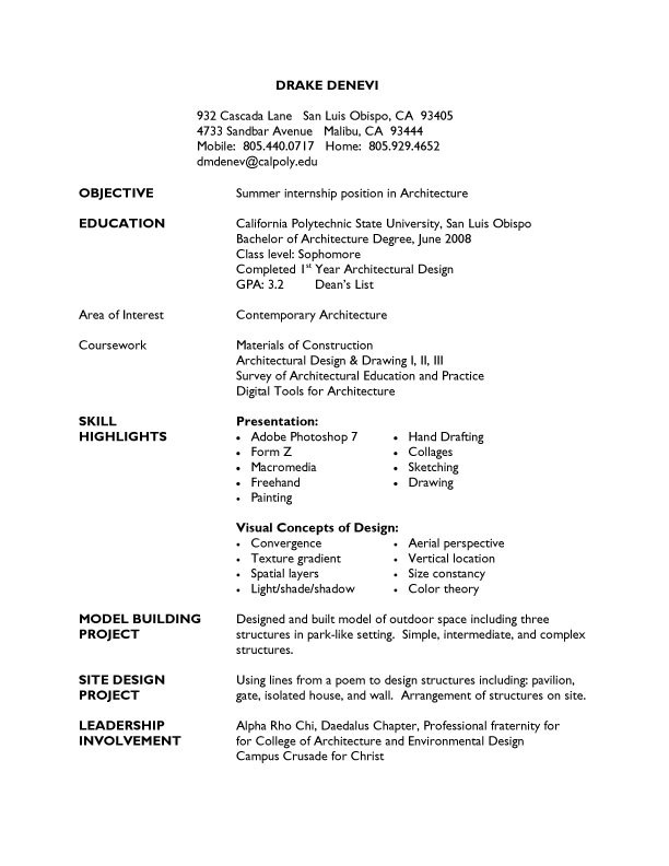 college student resume template microsoft word